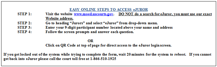 Jury Duty Student Excuse Letter Sample from www.moep.uscourts.gov